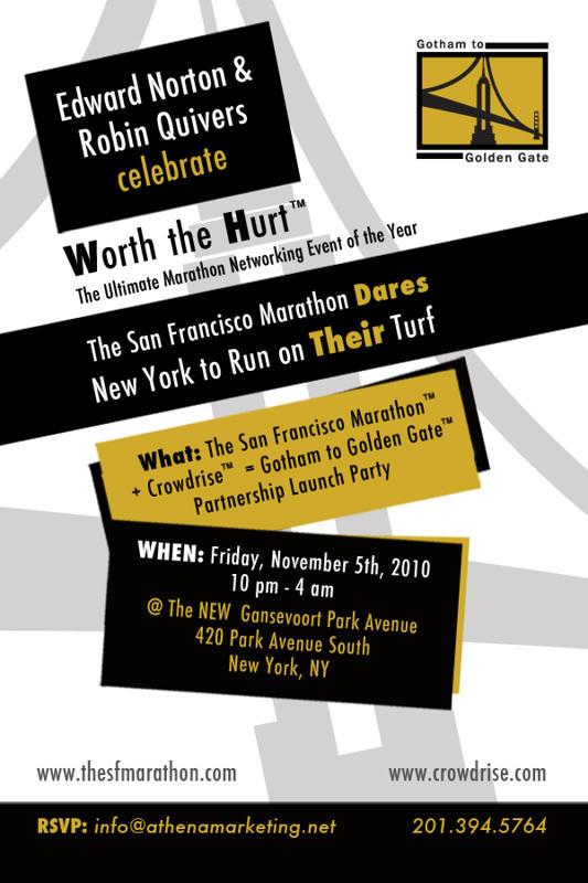 NYC Marathon Weekend Free Events |Run, Karla, Run! | Run