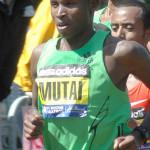Mutai, Kilel, Keitany, Kebede Will Run NYC Marathon