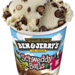 What do running, NPR, Ben & Jerry's have in common? Schweddy Balls