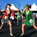 RUN DISNEY, Tinker Bell Half Marathon, Team Sparkle