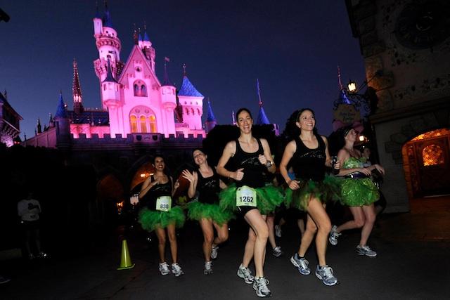 Tinker Bell Half Marathon, tinkerbell half marathon, Disneyland, run Disney