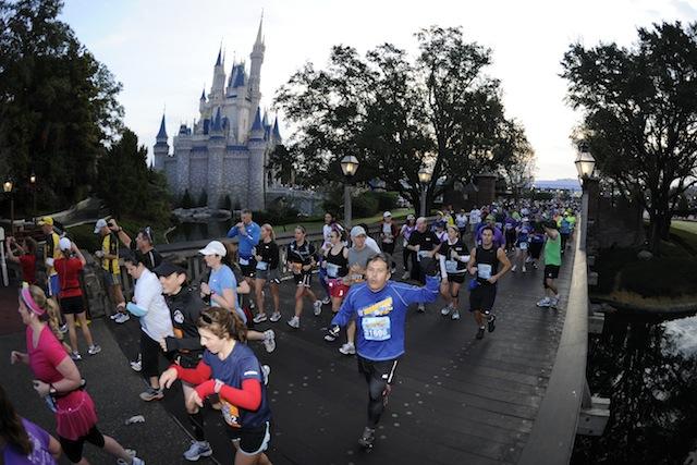 Disney marathon, Walt Disney World Marathon, run Disney