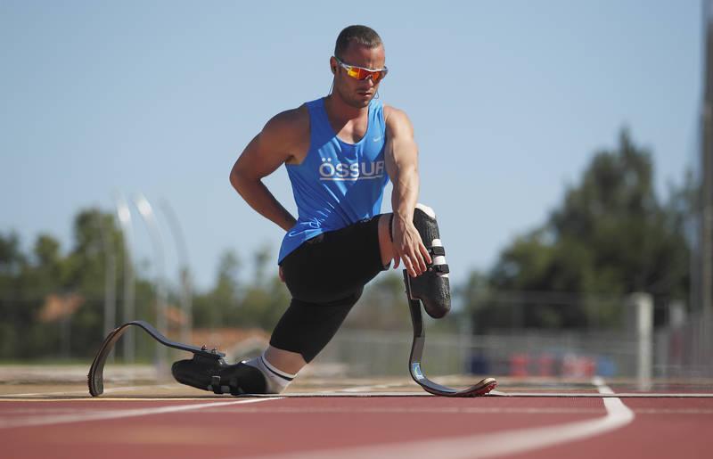 Oscar Pistorius, Paralympic Games