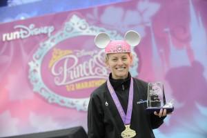 Princess Half Marathon, runDisney, Disney running, Rachel Booth