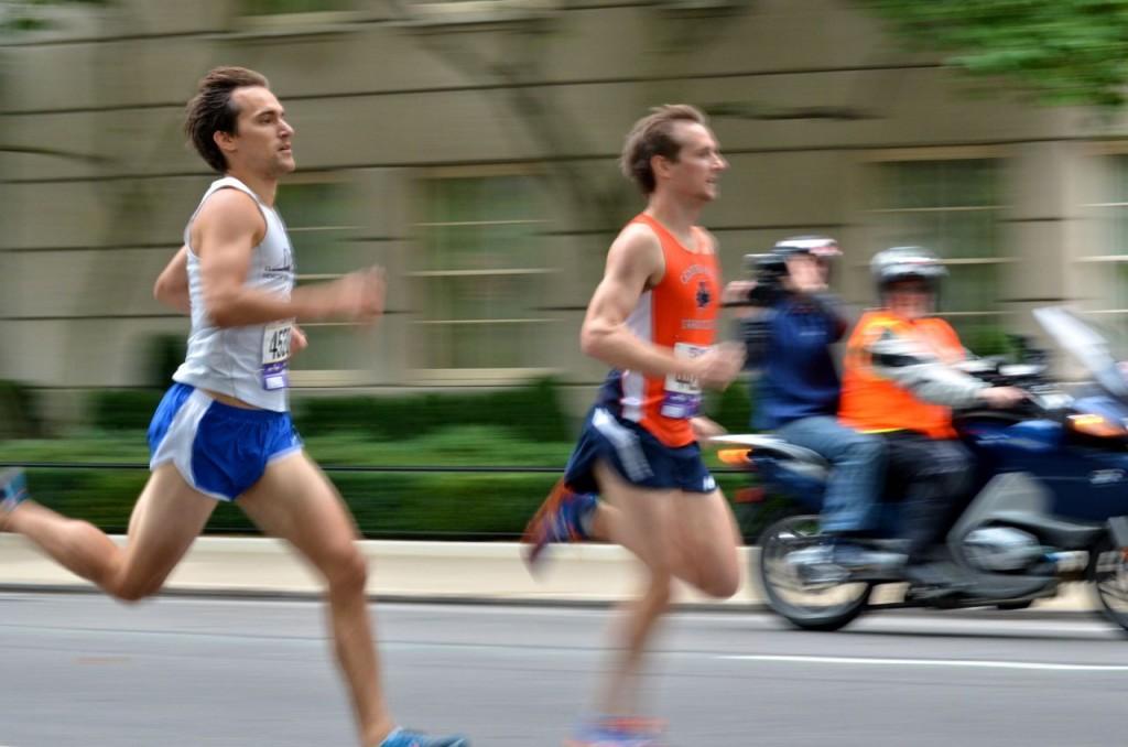 Fifth Avenue Mile, road race