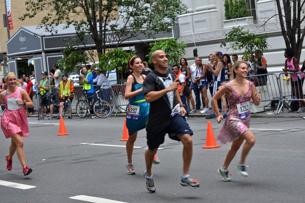 Fifth Avenue Mile, Bridesmaids Run