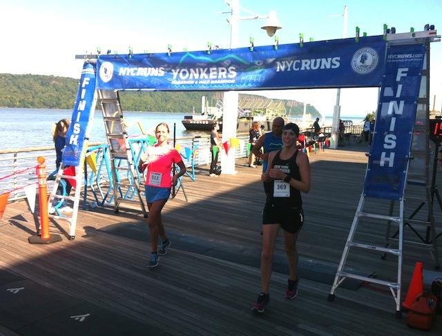 Yonkers Marathon, Yonkers Half Marathon, Run Karla, Run