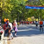 Central Park, NYC Marathon