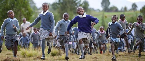 Flying Kites, Kenya, dash for dreams 10K