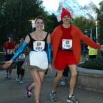 Walt Disney World Marathon, Disney running, run Disney, running costume, Cinderella in rags, Jacques the Mouse