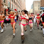 Looking for Valentine's Fun? Join Cupid's Undie Run