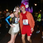 Walt Disney World Marathon, Disney running, run Disney, Cinderella, Jacque the mouse, running costume