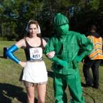 run Disney, Disney running, Walt Disney World Marathon, Cinderella in rags, running costume