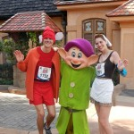 run Disney, Disney running, Walt Disney World Marathon, Cinderella in rags, Jacque the mouse, running costume