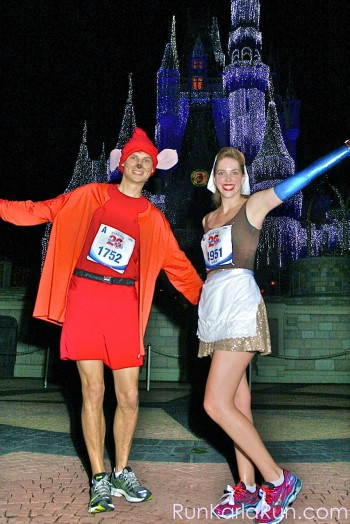 Race Report: Walt Disney World Martathon 2013