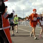 Crossing the finish (Photo: Marathon Foto)