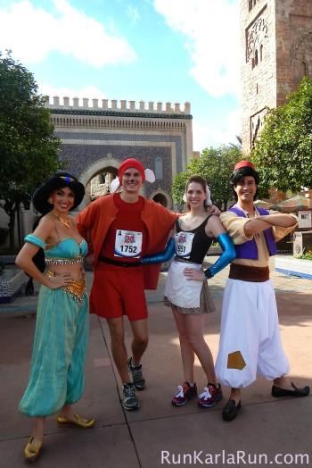 Race Report: Walt Disney World Marathon 2013