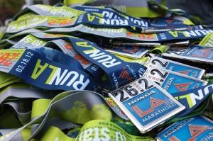 LA Marathon, Santa Monica, Shore Hotel
