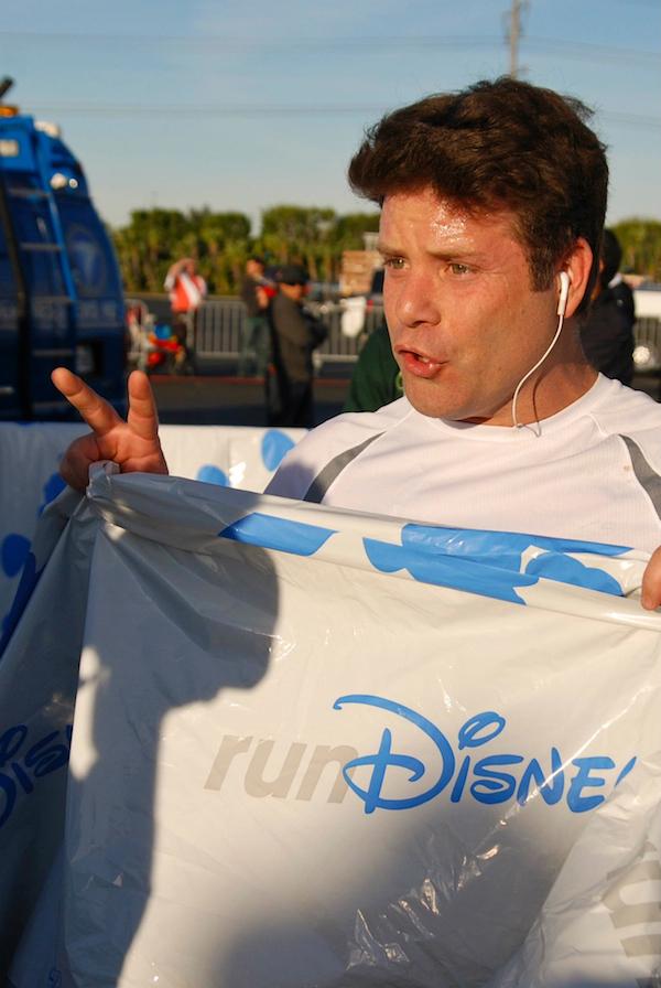 celebrity runners, run Disney, Disney Marathon, Tinker Bell Half Marathon