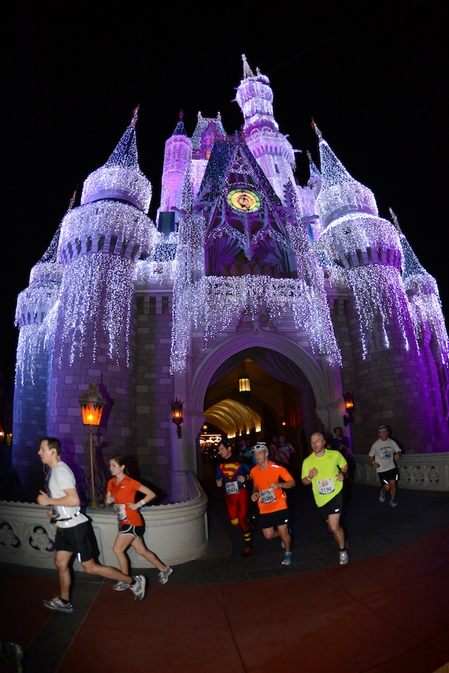 Walt Disney World Marathon course, Disney running, run Disney