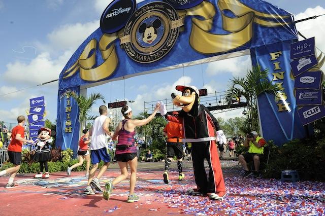 Walt Disney World Marathon Weekend, runDisney