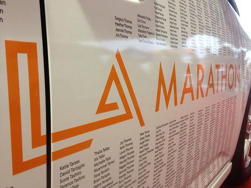 LA Marathon, Asics, marathon, running
