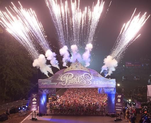 Princess Half Marathon, runDisney, Disney running, Disney race