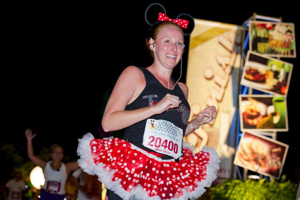 Disney Wine & Dine Half Marathon, Disney Half Marathon, run Disney