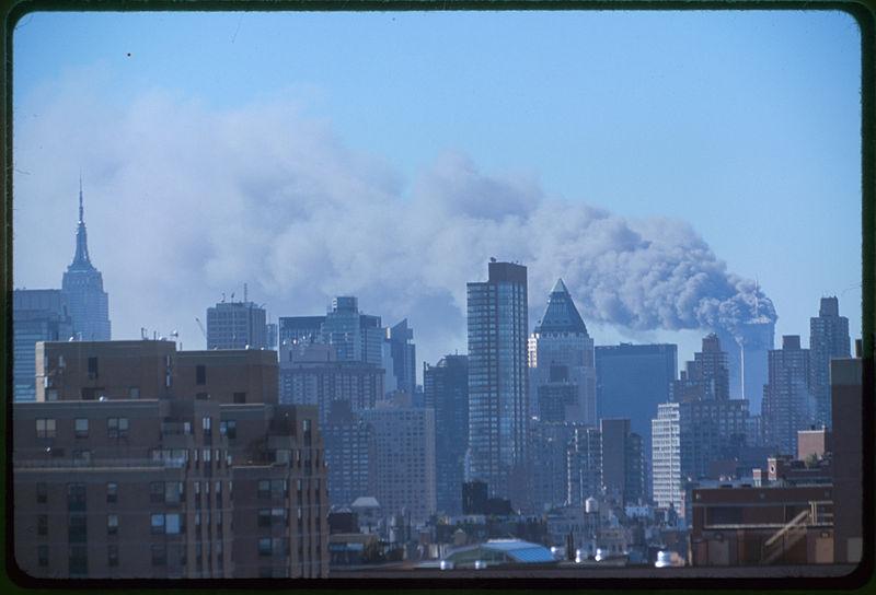 9/11, September 11, New York City, World Trade Center, plume of smoke, Boston Marathon