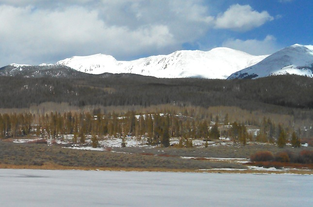 trail running, Colorado, altitude training