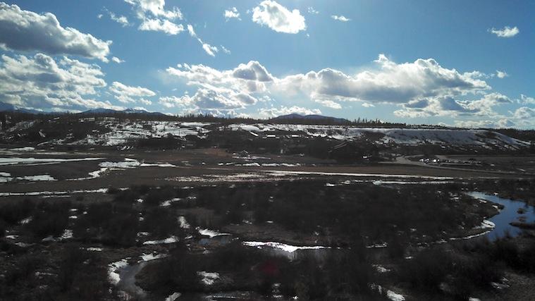 trail running, Colorado, Devil's Thumb Ranch