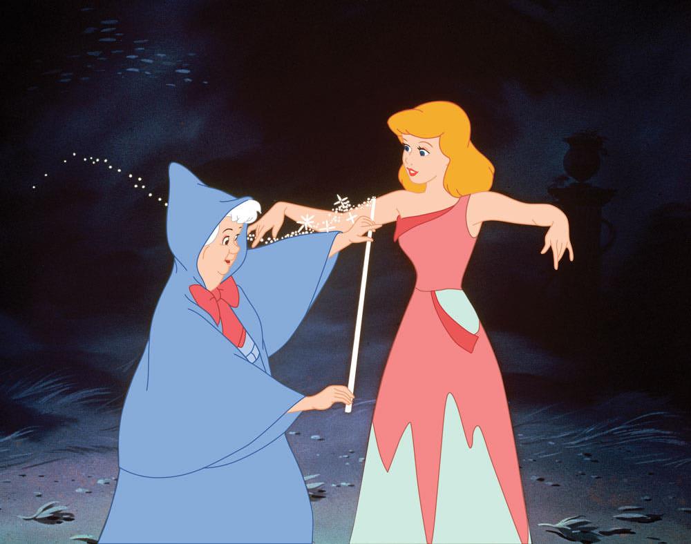 Cinderella, Fairy Godmother