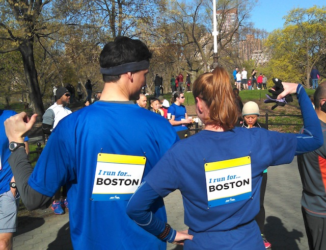 Boston Marathon, Run For Boston, Run For The Parks, I Run For Boston