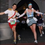 Disney's Princess Half Marathon, most fun race, running races, Cinderella running costume