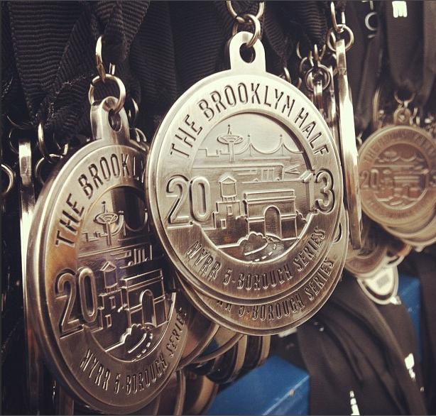 On The Run, Brooklyn Half