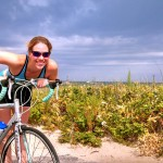 Montauk Point Lighthouse Sprint Triathlon, swim, bike, run
