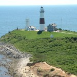 Montauk Point Lighthouse Sprint Triathlon, swim bike run