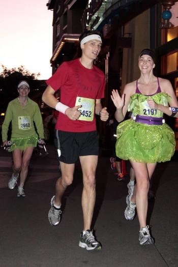 running costumes