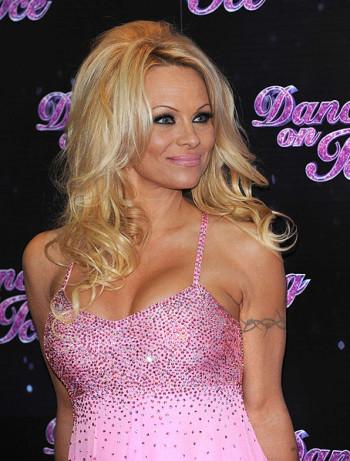 Pamela Anderson running, New York City Marathon, NYC Marathon