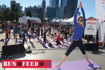 10K, yoga, run10 fede10