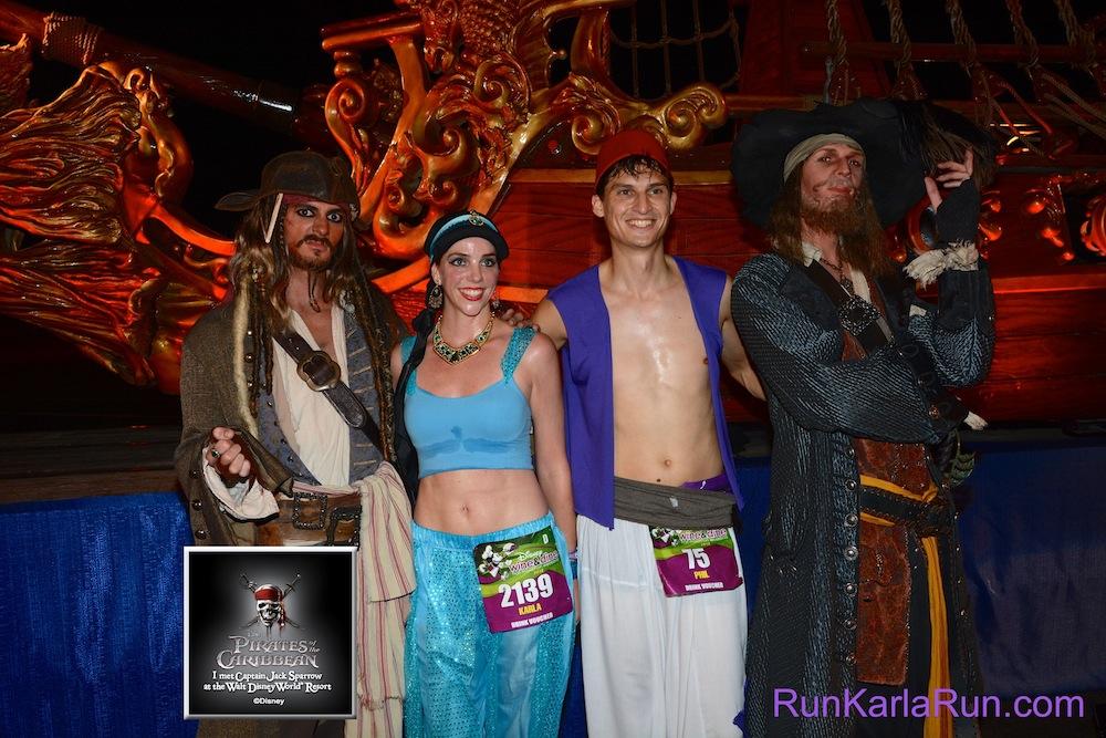 2013 Disney Wine and Dine Half Marathon