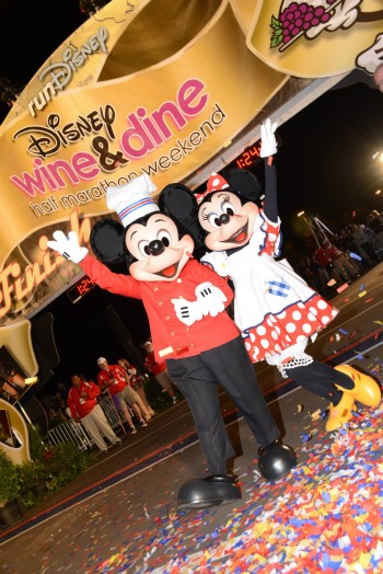 wine run, Disney Wine and Dine Half Marathon