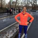 holiday running, Central Park