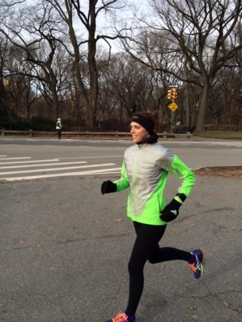 runner's world holiday running streak, Central Park