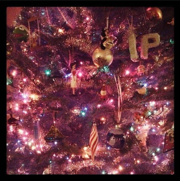 Runner's World Holiday Running Streak, Christmas Tree