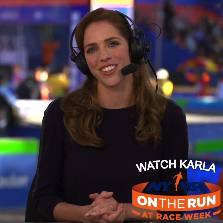 "Watch Karla Brunin in ""On The Run"""