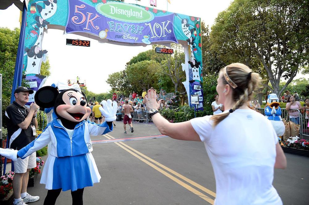 Disneyland Half Marathon 2014