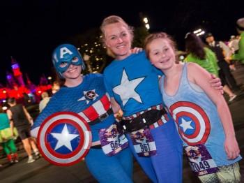 Avengers Super Heroes Half Marathon