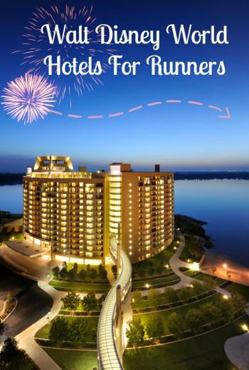 Disney Hotels For Walt Disney World Marathon Weekend