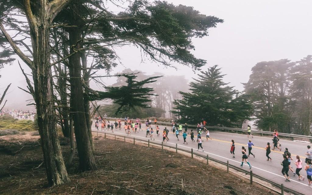Nike Women Half Marathon San Francisco Lottery Opens